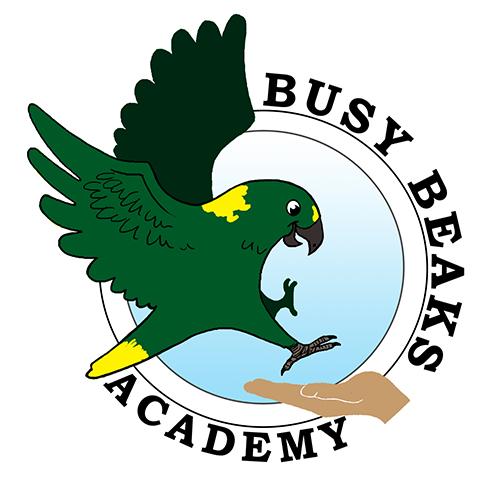 Medical Center for Birds - Busy Beaks Logo